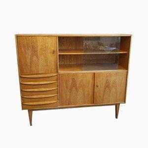 German Compressed Wood Sideboard by Franz Ehrlich for VEB Deutsche Werkstätten Hellerau, 1960s