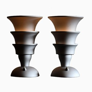 Table Lamps by Matteo Thun for Tronconi, 1989, Set of 2