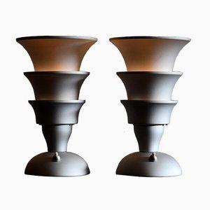 Tischlampen von Matteo Thun für Tronconi, 1989, 2er Set