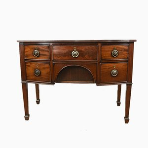 Antikes georgianisches Sideboard aus Mahagoni