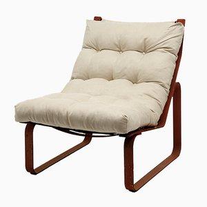 Industrieller Sessel aus Seil, 1970er
