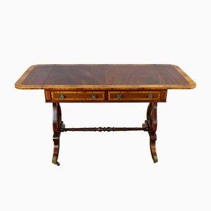 Tavolino antico in mogano di Redman and Hale