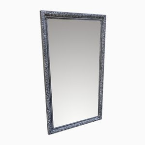 Antique Wood & Gesso Mirror