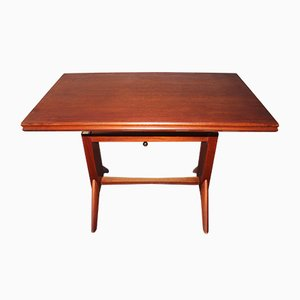 Tavolino da caffè in legno di Wilhelm Renz, Germania, anni '70