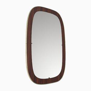 Specchio Mid-Century, anni '60