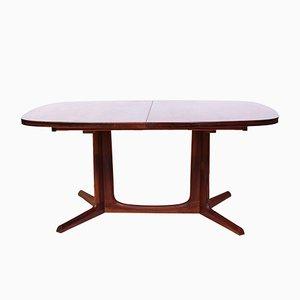 Mid-Century Danish Rosewood Dining Table by Niels O. Møller for Gudme Möbelfabrik, 1960s
