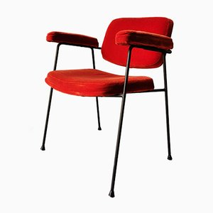 CM197 Armchair by Pierre Paulin from Thonet, 1950s