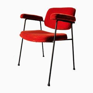 CM197 Armlehnstuhl von Pierre Paulin für Thonet, 1950er