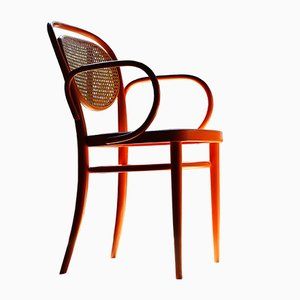 German Bentwood 215 RF Armchair from Thonet, 1970s
