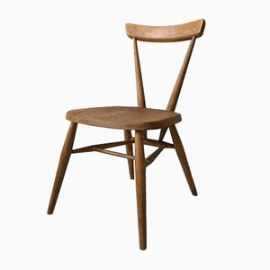 Wooden Childrens Chair by Lucian Ercolani for Ercol, 1960s