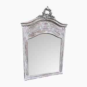 Miroir Antique en Bois Sculpté, France