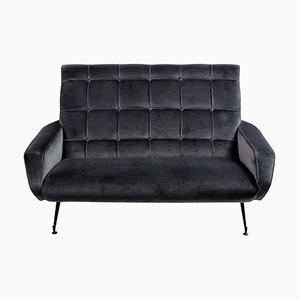 Italienisches 2-Sitzer Sofa, 1950er