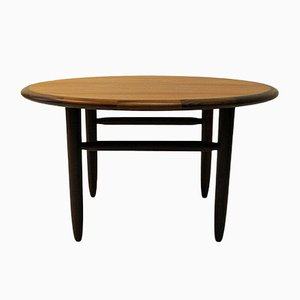 Norwegian Teak Coffee Table by Aase Dreieri, 1958