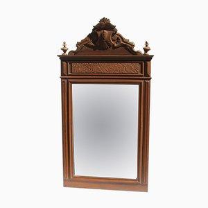 Französischer Spiegel im Art Deco Stil, 1940er