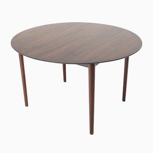 Danish Wooden Model 311 Dining Table by Peter Hvidt & Orla Mølgaard-Nielsen for Søborg Møbelfabrik, 1950s