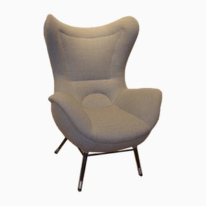 Vintage Egg Chair by Arne Jacobsen, 1950s
