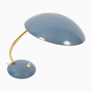 Tischlampe aus Metall von Christian Dell für Kaiser Idell, 1950er