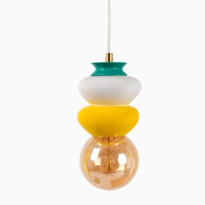 Small Apilar Ceiling Lamp from Noa Razer