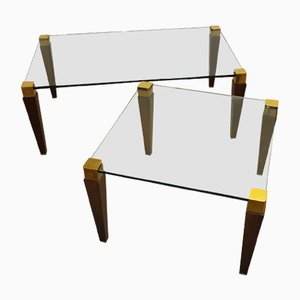 Gave Coffee Tables by Peter Ghyczy, 1970s, Set of 2