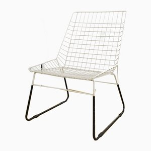 Flamingo Wire Side Chair by Cees Braakman for Pastoe, 1960s