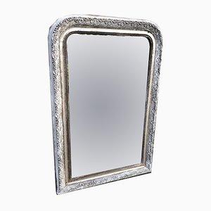 Miroir Antique Argenté