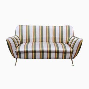 Italienisches Sofa von Gio Ponti für ISA, 1950er
