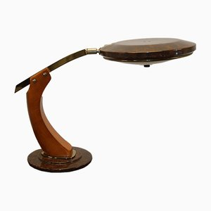 The President Deck Table Lamp from Fase, 1960s