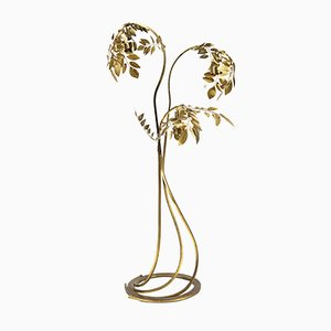 Wisteria Floor Lamp by Tommaso Barbi for Bottega Gadda, 1970s