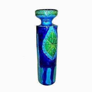 Terrakotta Vase von Aldo Londi für Bitossi, 1960er