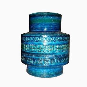 Vintage Vase von Aldo Londi für Bitossi
