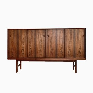 Scandinavian Modern Style Rosewood Credenza, 1960s