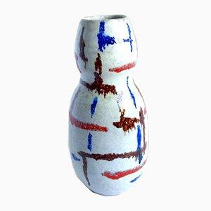 Italian Ceramic Vase from Ceramiche Fiorentine, 1950s