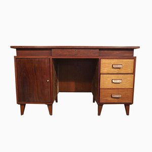 Brazilian Executive Desk from Casa Jardim, 1950s