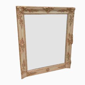 Miroir de Cheminée Louis Philippe Antique, France