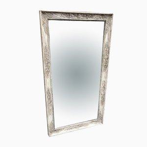 Französischer antiker geschnitzter Spiegel im Louis Phillipe Stil