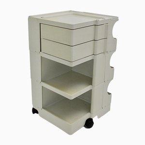 Mid-Century Plastic Dresser by Joe Colombo for Bieffeplast