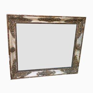 Antiker französischer Spiegel im Louis Phillippe Stil