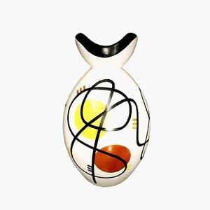 Vase Vintage par Ceramiche Campionesi