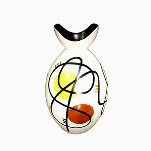 Vintage Vase by Ceramiche Campionesi