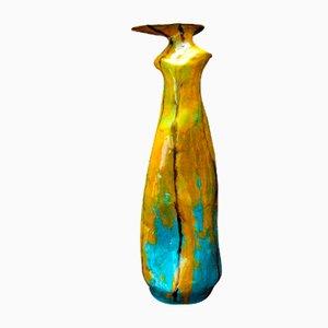 Mid-Century Italian Ceramic Vase by Bedin Lina, 1956