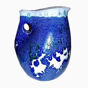 Italienischer Krug aus Keramik von Sandro Vacchetti für CREA Essevi, 1987