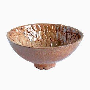 Italienische Keramikschale von Guido Dragani für Guido Dragani, 1991