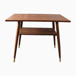 Table Basse Vintage en Bois, Allemagne, 1970s