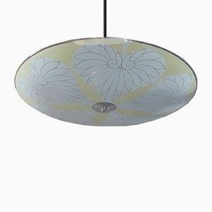 Czech Ceiling Lamp, 1960s