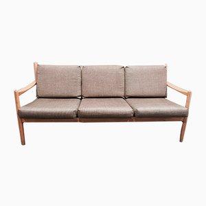 Skandinavisches Mid-Century Drei-Sitzer Sofa, 1960er