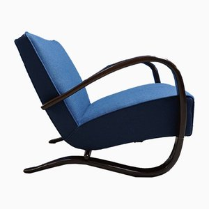 H-269 Armchair by Jindřich Halabala for Thonet, 1930s
