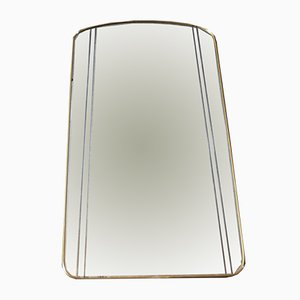 Mid-Century German Mirror, 1960s