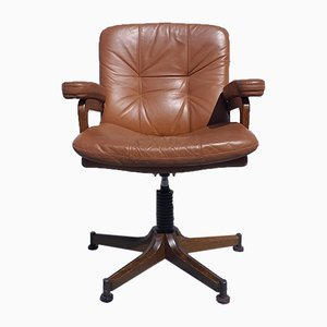 Scandinavian Modern Style Desk Chair, 1970s
