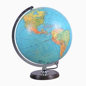 Illuminated Globe from JRO Verlag, 1980s