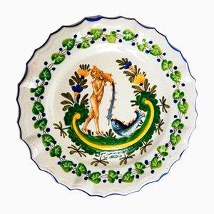 Vintage Zodiac Plate from Barpi Treviso, 1950s